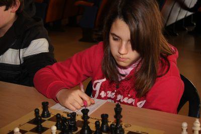 Sara Olivares Campeona de Asturias Femenina