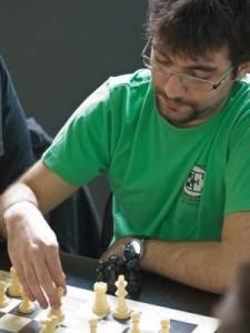 Buen torneo de Sergio