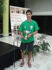 Kakà, bronce sub-18 nacional