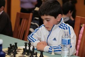 Magnífico torneo de Carlos (foto de Centrón)