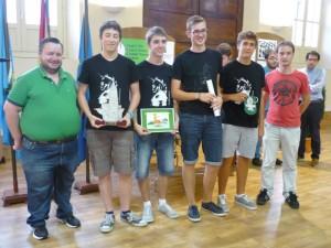 Xadrez Ourense, campeón