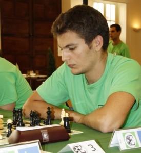 JuanMa Acosta (Foto de Pablo Álvarez)