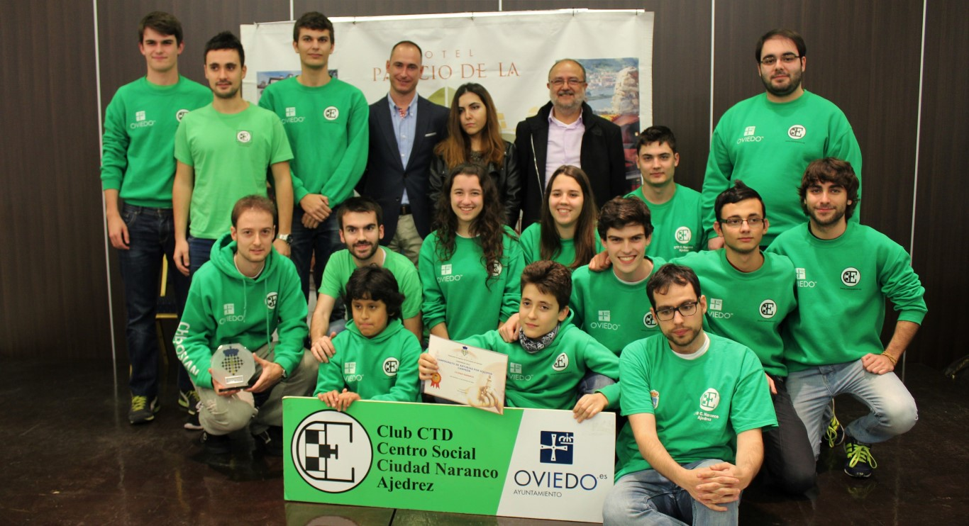 Campeones de Asturias Relámpago