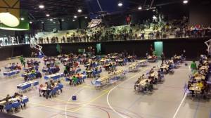 Fase zonal 2016 en el Corredoria Arena