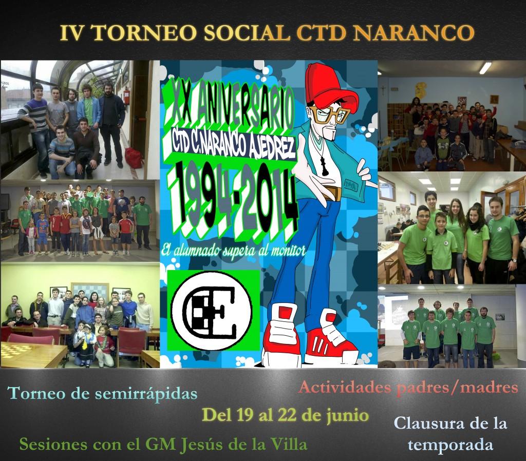 Cartel IV Social
