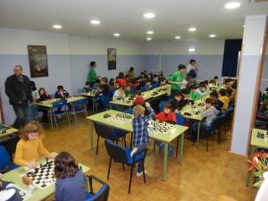 Vista general del torneo