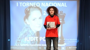 la bilbaína Eihartze Buiza, campeona del sub-18