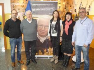 Luís Rguez, Suba y el equipo del ILR