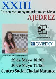 cartel Lorena Escolar