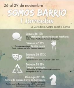"Torneo ""Barrio La Corredoria"""