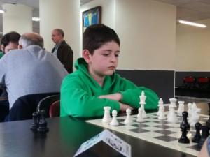 Buen torneo de Miguel Suárez