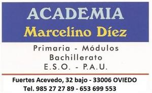 Academia Marcelino Díez