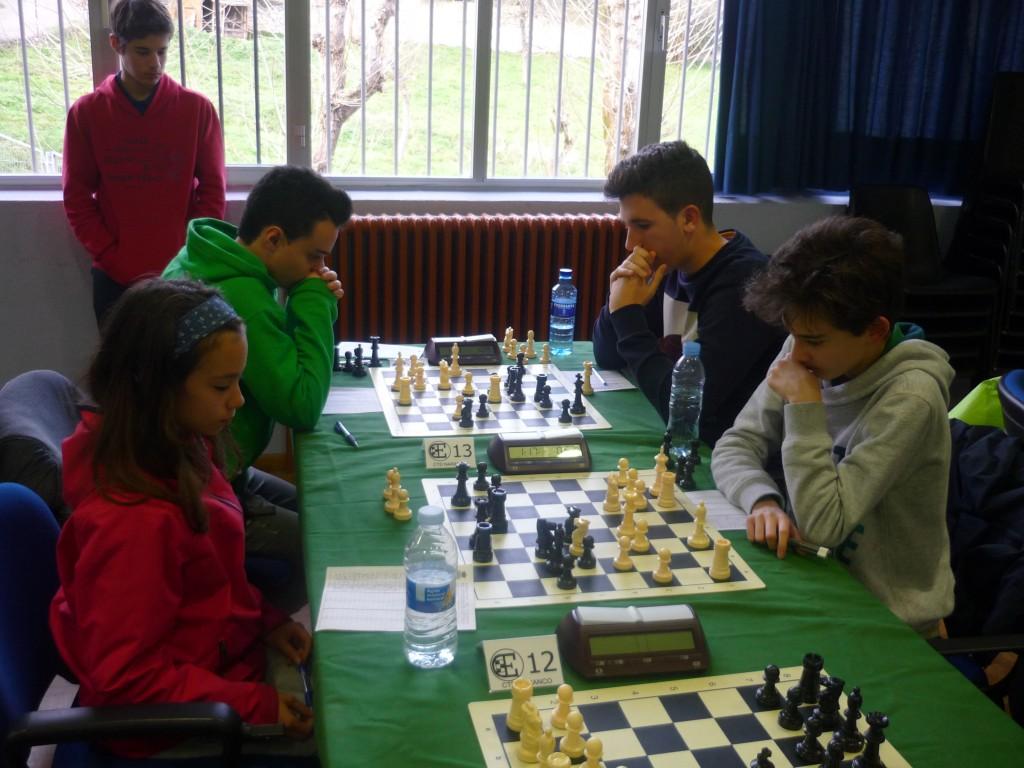 """Jorge y Helena, con el equipo """"C"""""""