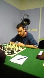 El Maestro Internacional Marcos Llaneza, al frente del equipo