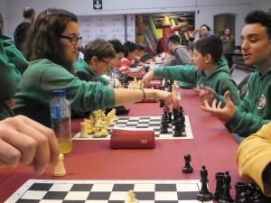Momentos de convivencia y distensión durante el torneo