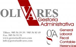 ANAGRAMA GESTORIA OLIVARES
