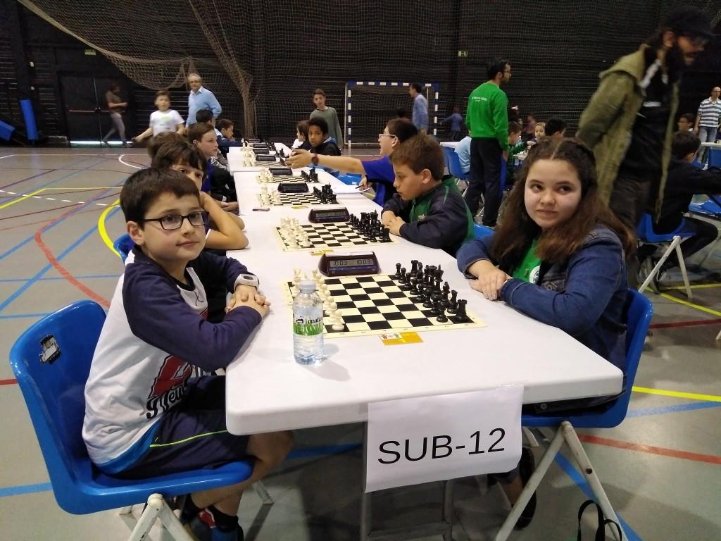 Paula jugó la última ronda en la mesa 1