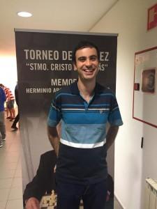 Marcos Llaneza, Campeón del  Torneo