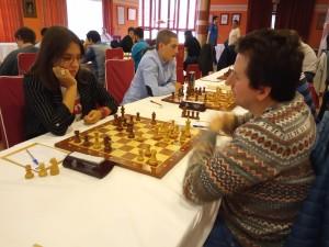 Sara Olivares, 2ª categoría
