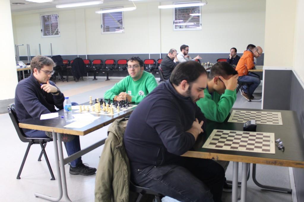 Marcos Caso y Pablo Rodríguez