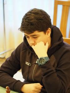 Óscar Poblet (Campeón sub18)